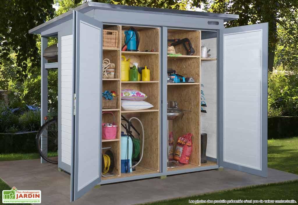 Abri de jardin Garten Q Weka - Mobilier de jardin, Rangement ...