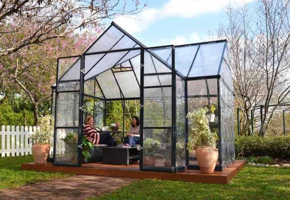 Serre de Jardin Polycarbonate Orangerie