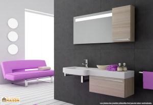 Meuble salle de bain Lorin