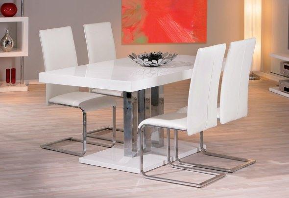 promotions de juin salle-a-manger-table-palazzo-4-chaises-montana
