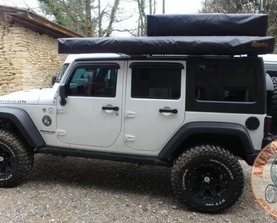 Jeep Wrangler rubicon 5P d'Erlend