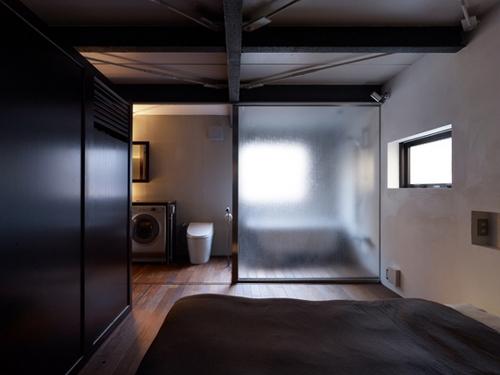 Chambre Loft Design