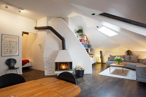 Appartement Design Scandinave 06