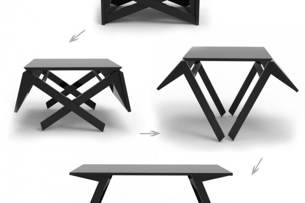 30 idees de tables a manger extensibles