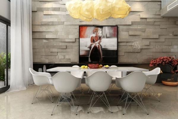 20 idees deco de salles a manger design