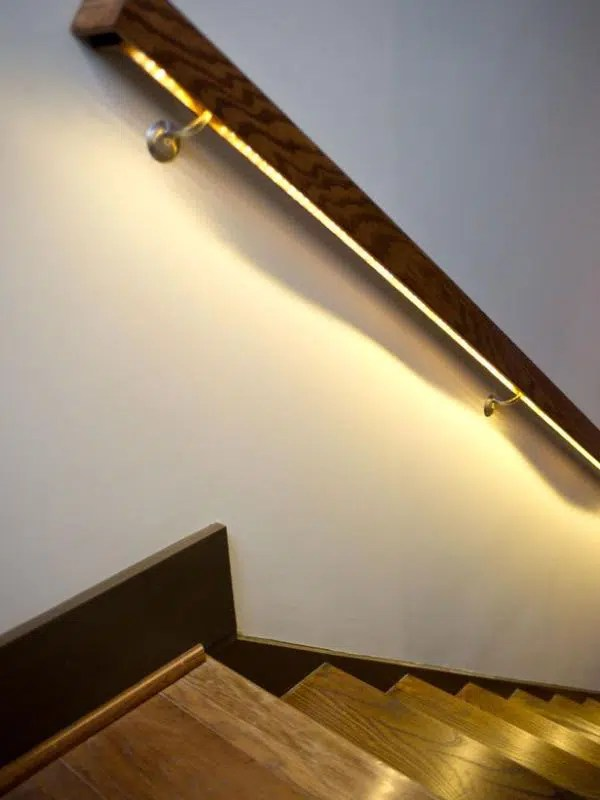 Rail Pendant Lighting