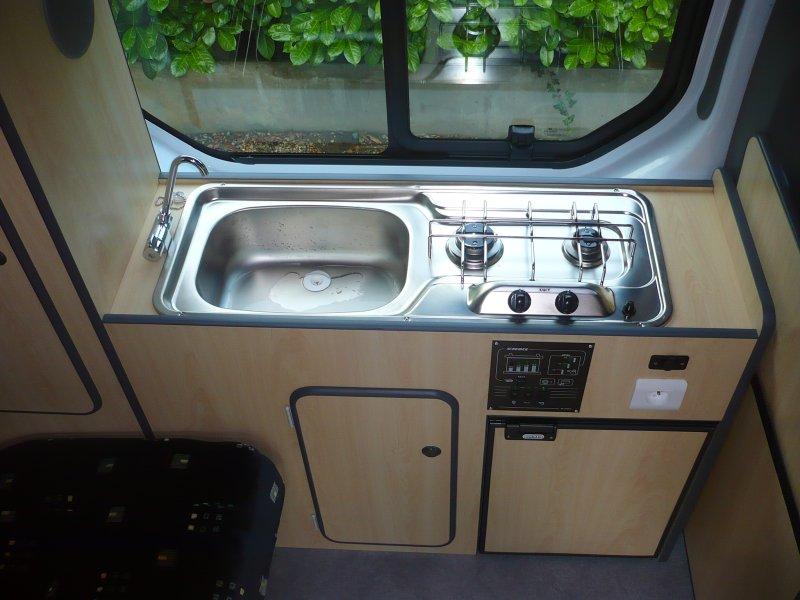 cuisine pour camping car