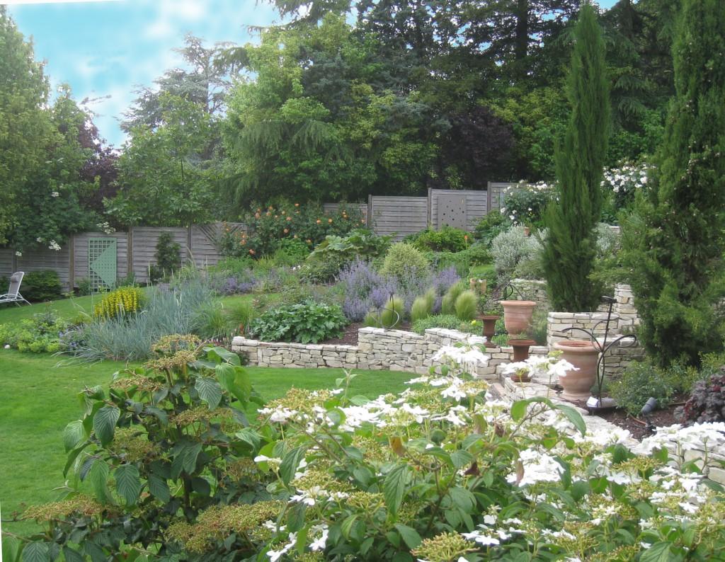 plantes jardin méditerranéen