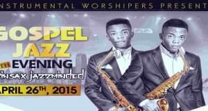 Twinsax Present Gospel Jazz Evening
