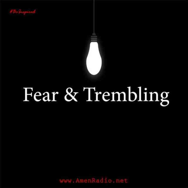 "A little gist on ""Fear and Trembling"""