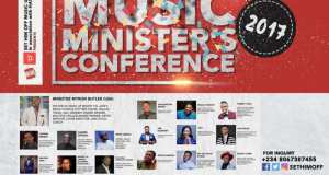 News: Myron Butler To Attend African Music Ministers Conference.