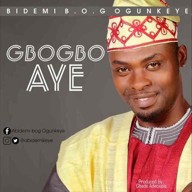 News: Abidemi Bog Ogunkeye Releases Two New Singles