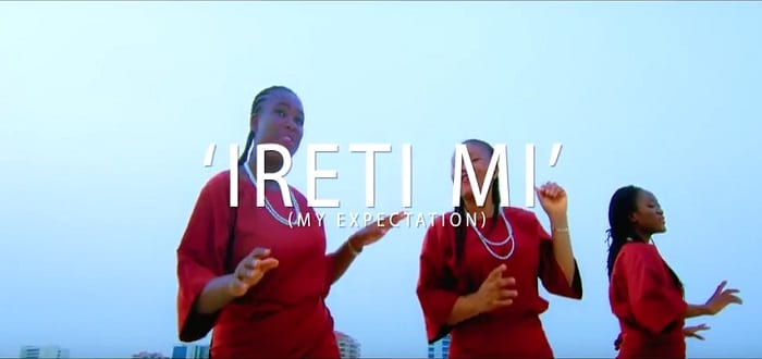 "Watch Music Video: ""Ireti Mi"" - Shabach [www.AmenRadio.net]"
