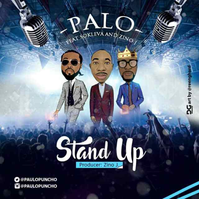 NEW MUSIC: Palo - STAND UP