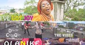 "Gospel Music & Video: ""I've Got Joy"" - Olanike [www.AmenRadio.net]"