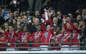 Manchester United wins the EFL cup 2016/2017 [www.AmenRadio.net]