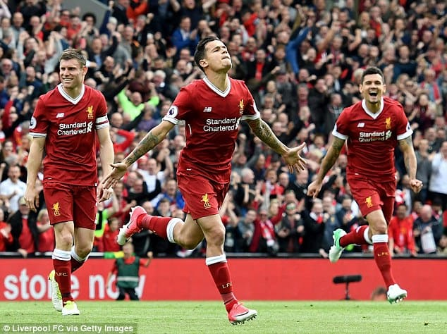 Liverpool rejects 3rd Barcelona bid for Coutinho [www.AmenRadio.net]