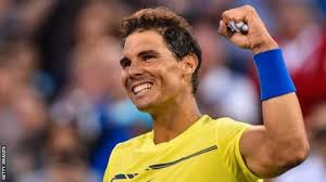 Nadal stunned by Shapovalov at the Rogers Cup [www.AmenRadio.net]
