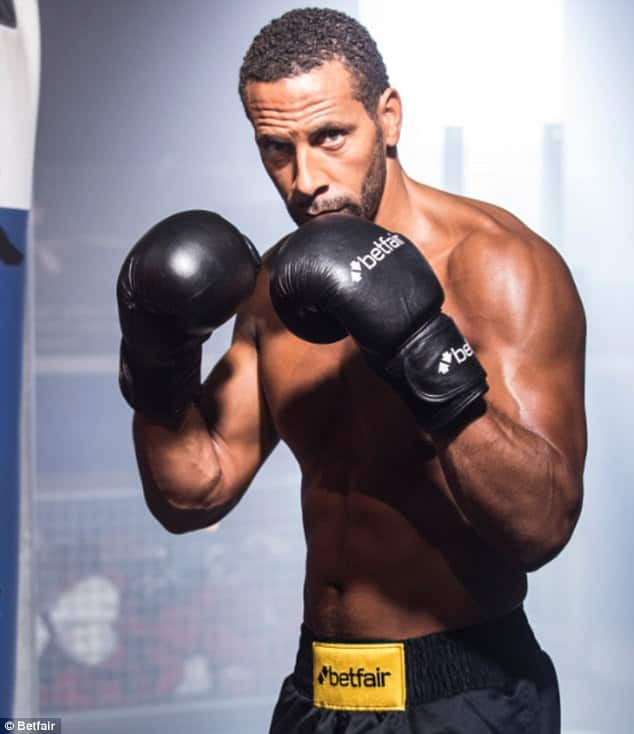 Rio Ferdinand to start his professional boxing career [www.AmenRadio.net]