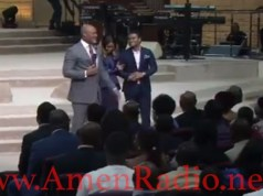 Breaking News: Paul Adefarasin and others give Eno Michael $8000 | AmenRadio.net