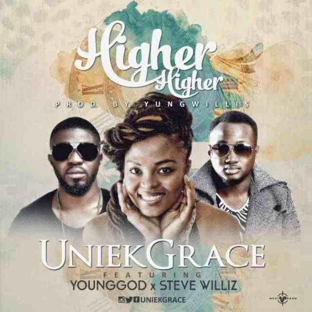 New Music: Higher Higher - UniekGrace