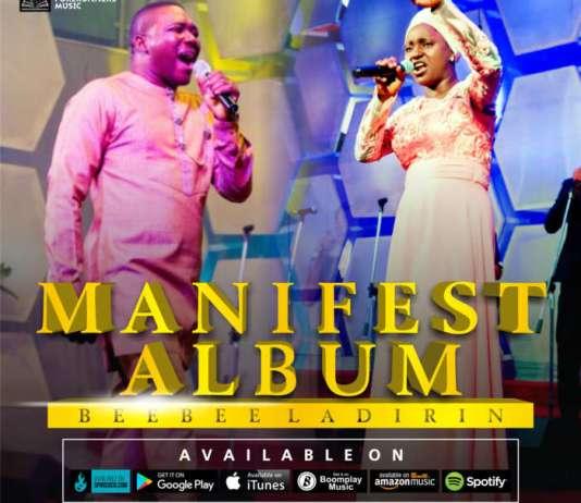 Gospel Album: Manifest Album - Beebee Ladirin | AmenRadio.net