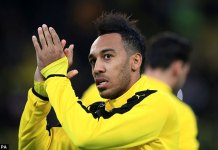 Arsenal accidentally posted a video confirming Aubameyang's capture [www.AmenRadio.net]