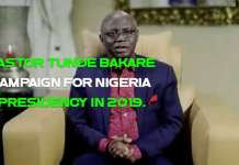 Tunde Bakare state of the nation video | AmenRadio.net
