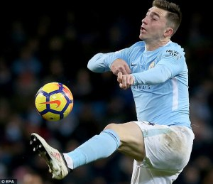 Manchester City spent £57m on defender Aymeric Laporte in January to help them top the listt [www.AmenRadio.net}