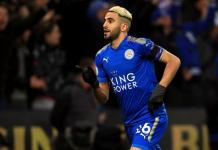 Riyad Mahrez will miss Saturday's game against Manchester City [www.AmenRadio.net]