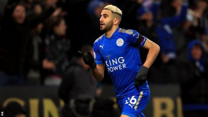 Riyad Mahrez will miss Saturday's game against Manchester City [www.AmenRadio.net]