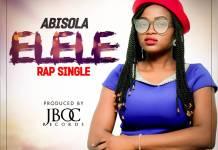 Gospel Music: Elele - Abisola | AmenRadio.net