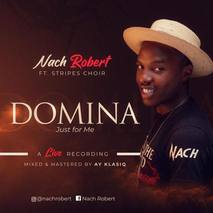 [Music + Lyrics] Nach Robert - Domina (Just For Me)