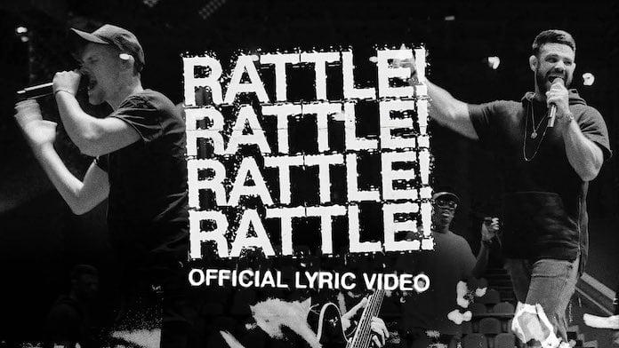 [Music + Lyric Video] Elevation Worship - Rattle