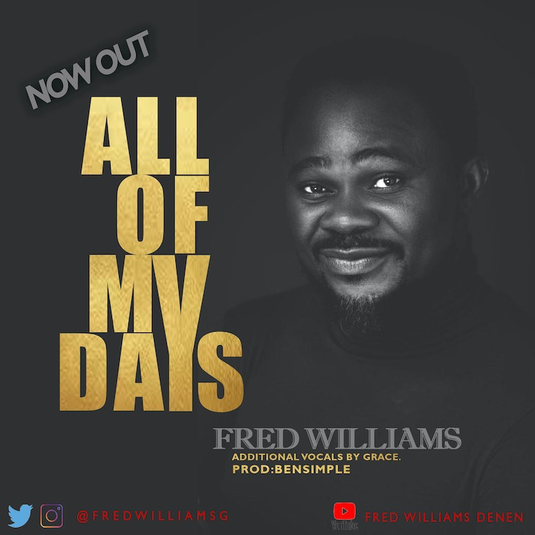 All of My Days – Fred Williams