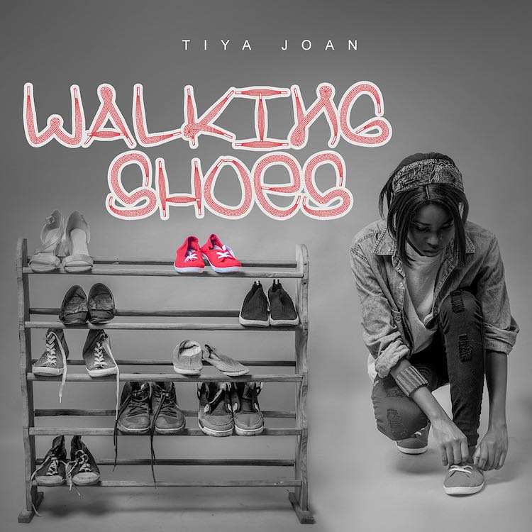 Walking Shoes - Tiya Joan