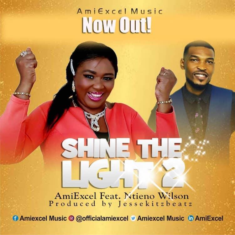 Shine The Light - Amiexcel