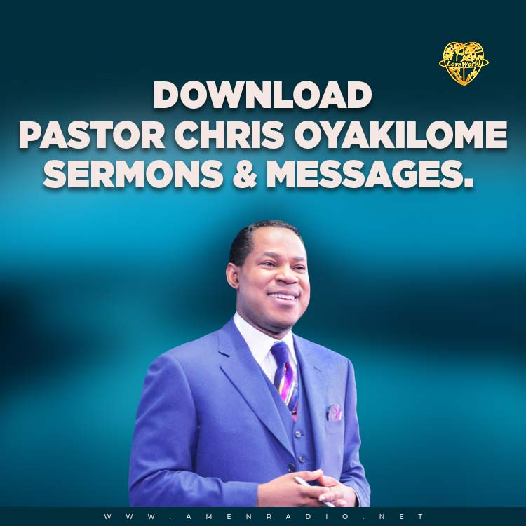 Download Pastor Chris Oyakilome Messages, Sermons, Audio, Mp3 and Prayers