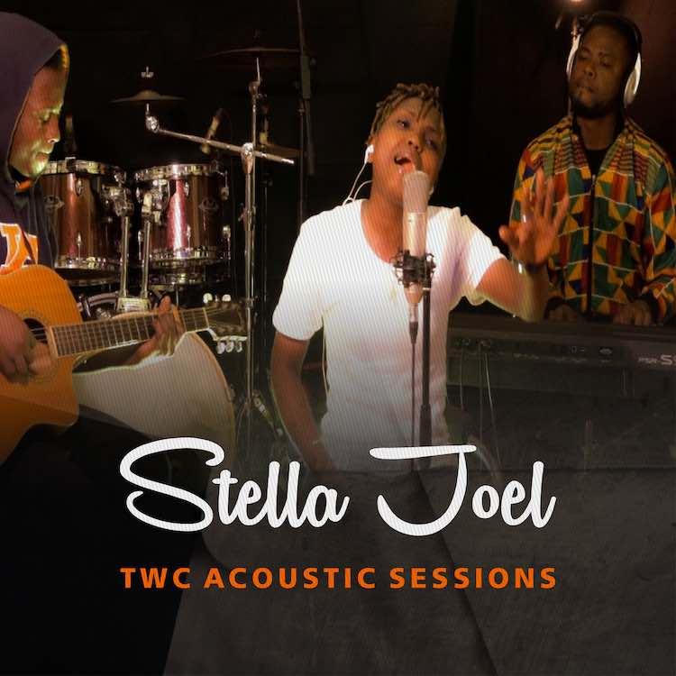 TWC Acoustic Sessions - Stella Joel