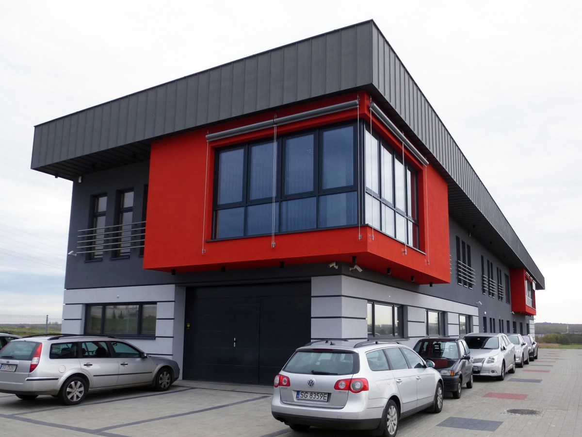 New Company's office