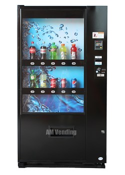 Vendo 721 Live Display Drink Machine