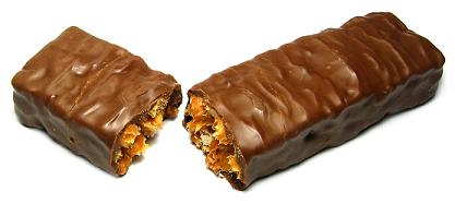 snickers bar - snickers-bar