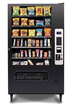 Ultimate Series 40 Select Snack Machine