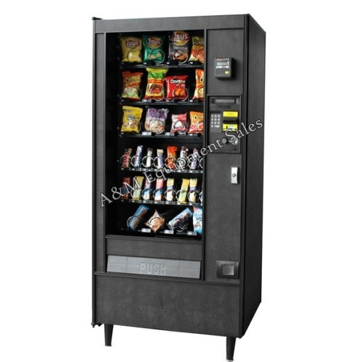 ap61 - Automatic Products 123 Snack Machine