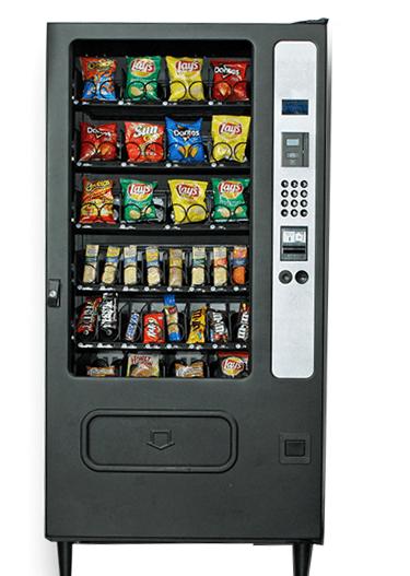 usi3538 - Wittern Snack Vending Machine USI 3538