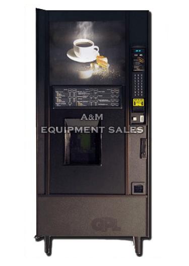 xxxadf - CRANE GPL 676 Freeze Dried Coffee Machine