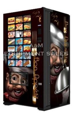 FastCorp Frozen Food or Ice Cream Vendor