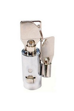 Tubular Plug locks for vending machines keyed alike - Tubular Plug locks for vending machines keyed alike