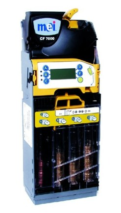 cf - MEI CASHFLOW® Series 7000 Coin Manager