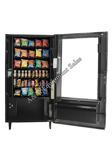 145 4 - National 145 Snack Machine